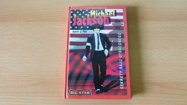 KEVIN J. FOX - Michael Jackson Sekrety raju utraconego