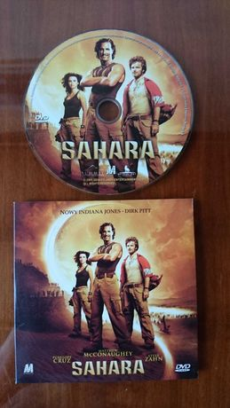 Sahara, reż. Breck Eisner, film na DVD