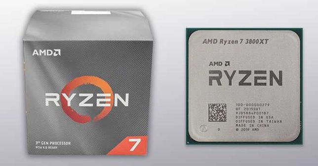 Processador Amd  Ryzen 7 3800xt