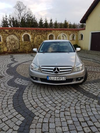Mercedes w204 1.8 Kompresor Super Stan