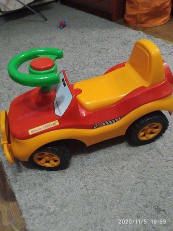Детская машинка,как для девочек,так и для мальчиков