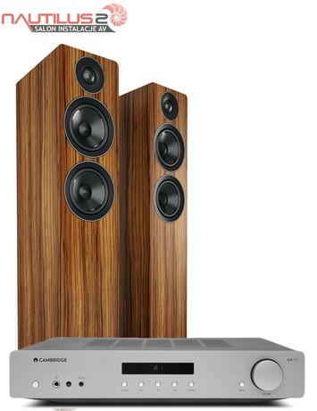 Cambridge Audio AXA35 + Acoustic Energy AE109 zestaw stereo wzmacniacz