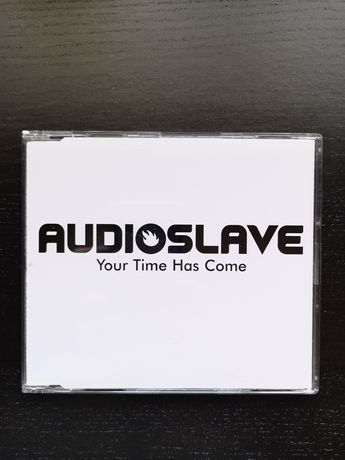 Audioslave [Single Colecionador] Your Time has Come