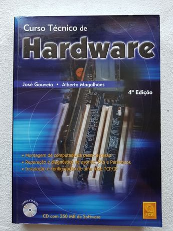 Livro Técnico de Hardware 4ª Edição - FCA