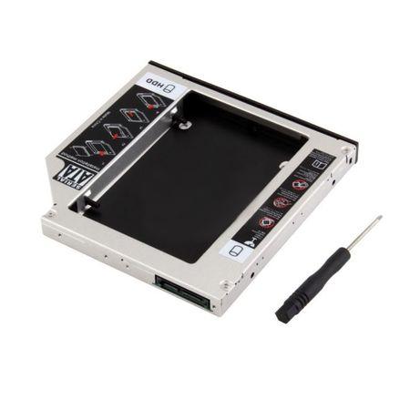 Kieszeń SATA - SATA 12,7MM NA SSD HDD + Zaślepka Nowe Radom
