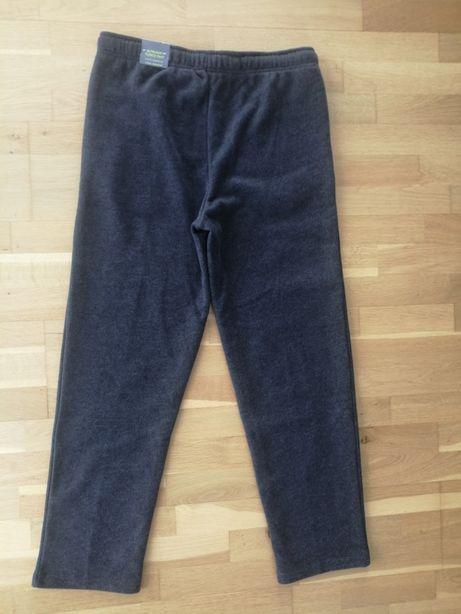 USA Nowe spodnie ciepłe Tek Gear r. XL