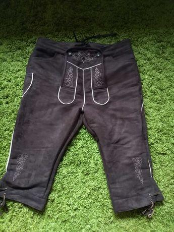 Spodnie bawarskie