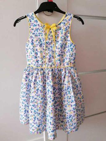 Sukienka rozmiar 116 cm