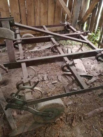 Kuktywator Rolniczy ciągnikowy