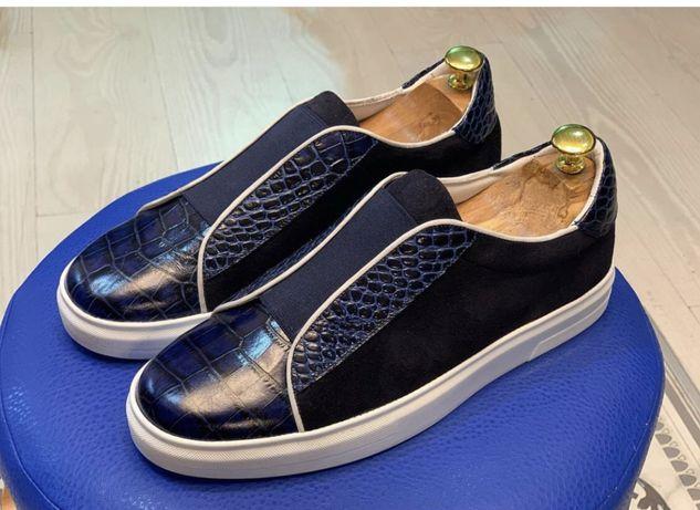 Брендовая обувь из кожи питона stefano ricci.zilli.billionaire