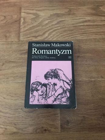 """"""" Romantyzm"""" Stanisław Makowski , podręcznik"""