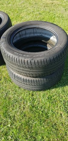 Para opon letnich Michelin 225/55R16