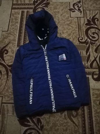 Куртка 104-110см курточка весна осень