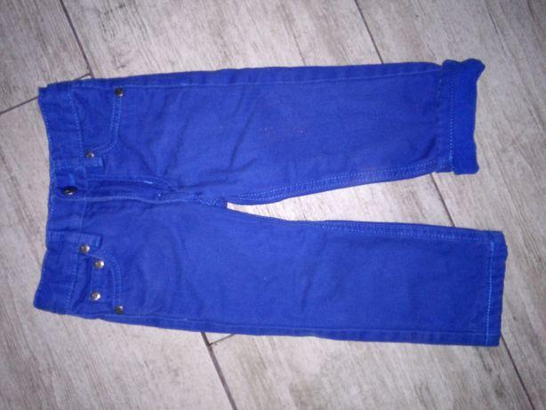 Утеплені джинси для хлопчика дівчинки