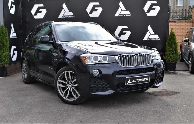 BMW X3 Xdrive 28ix 2014