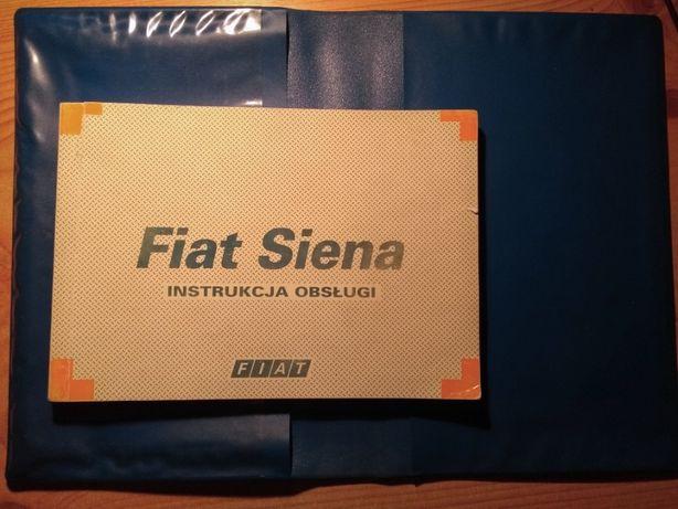 Fiat Siena instrukcja obsługi język PL