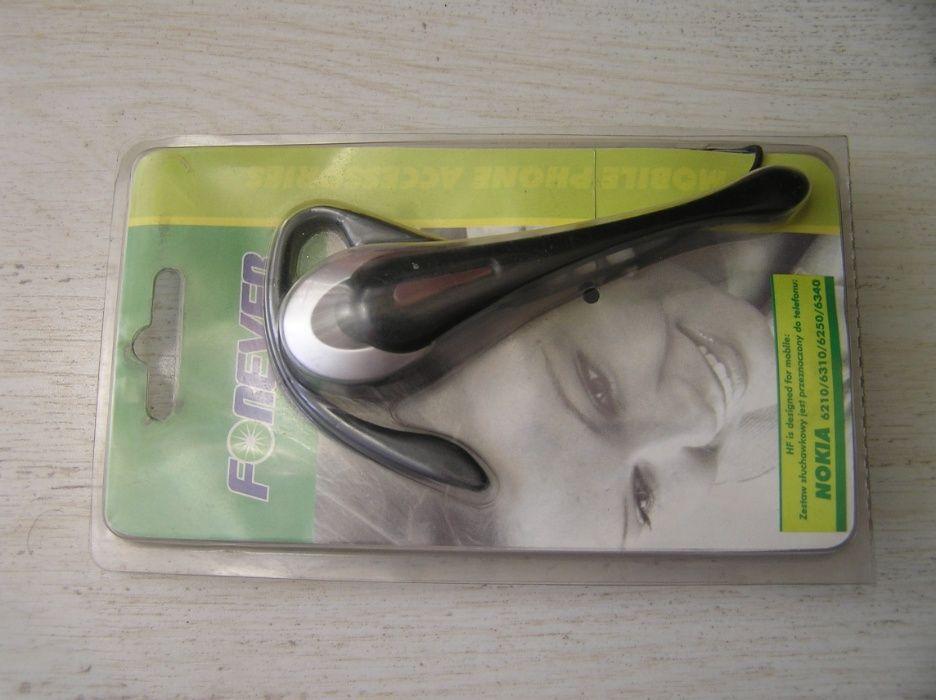 Zestaw Słuchawkowy HF Nokia 6210/6310/6310i