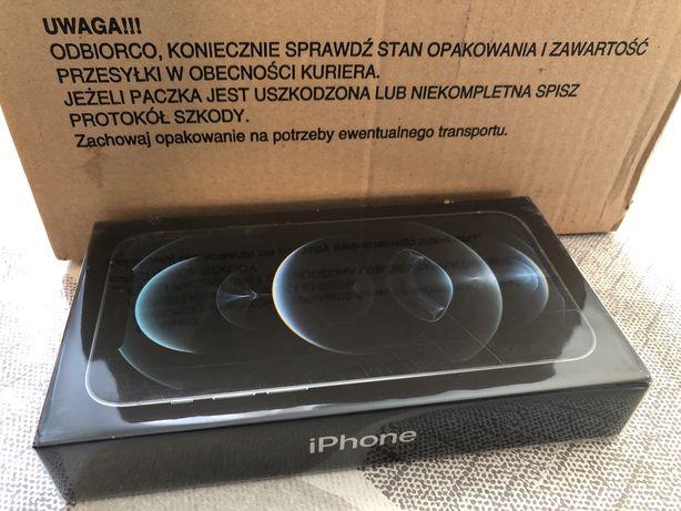 Iphone 12Pro 128 GB / silver nowy gwaracja