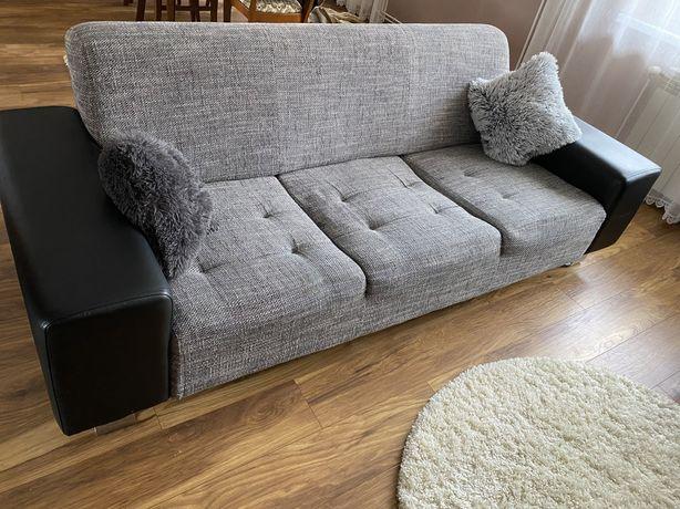 Zestaw wypoczynkowy (Kanapa/sofa/fotel) + GRATIS Ława i szafka RTV
