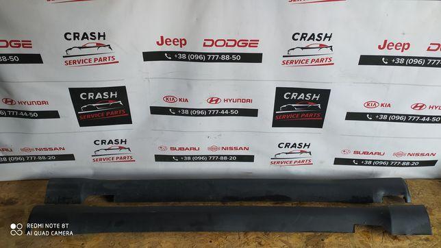 Порог накладка порога Jeep Cherokee KL 2014-2020 г