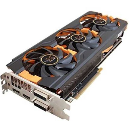 Placa Gráfica AMD R9 290 4GB Sapphire Tri-X