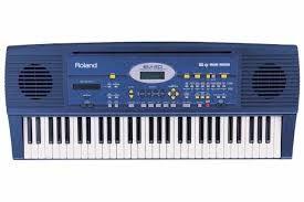Roland EM 20 + M-Audio Umo USB conector MIDI