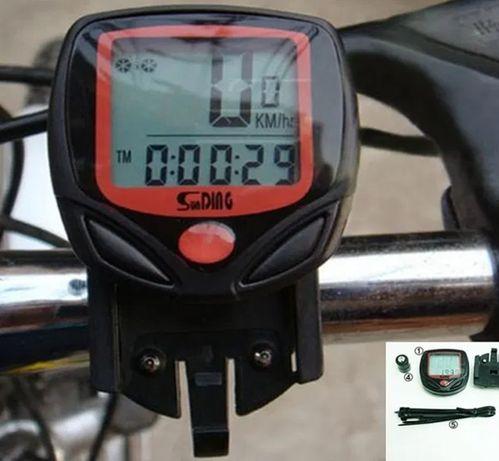 Licznik Rowerowy LCD Wielofunkcyjny Wodoodporny