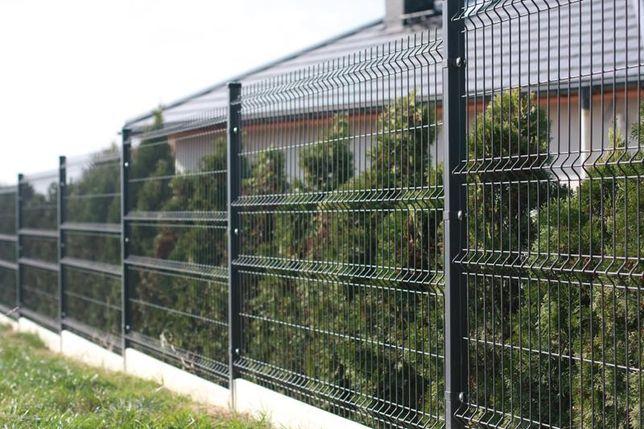 Ogrodzenia panelowe podmurówka montaż paneli ogrodzeniowych
