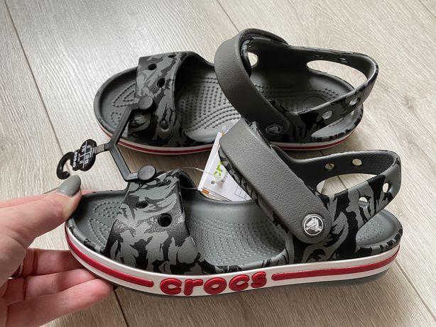 Crocs сандали Босоніжки Crocs c12,c13, J1