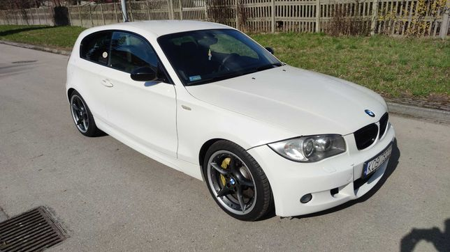 BMW 120d E81 BMW Performance ZAMIANA