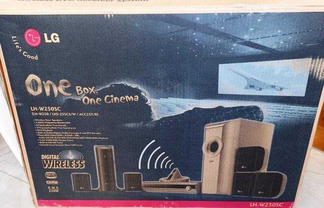 Продам НОВЫЙ домашний кинотеатр LG LH-W250SC (made in KOREA)