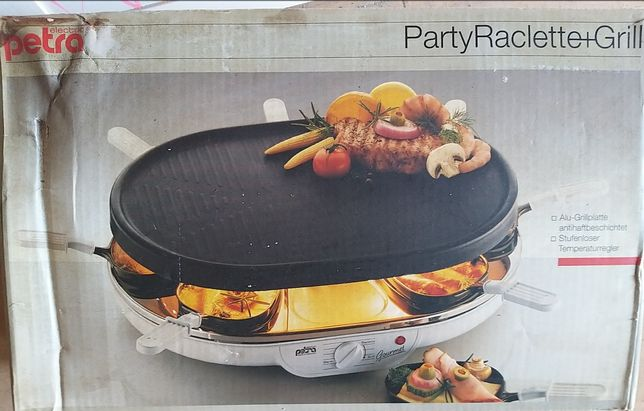 NOWY Grill-Party Raclette