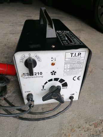 Spawarką transformatorowa 230/380