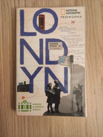 Nowa książka Londyn National Geographic