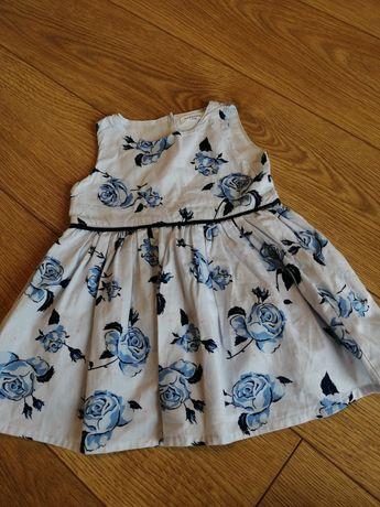 Sukienka rozmiar 62 cm
