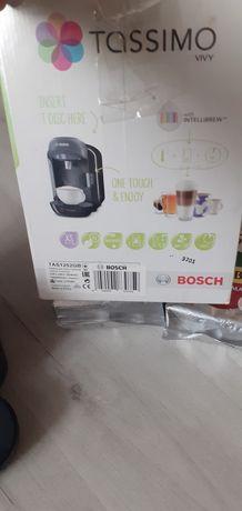 Компактна кавоварка BOSCH Tassimo TAS1252gb +32 капсули