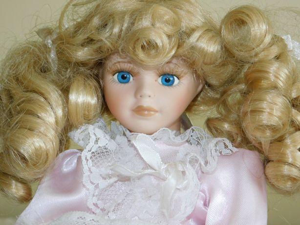 Porcelanowa lalka kolekcjonerska Christina