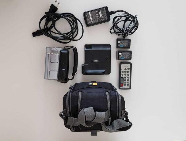 Kamera Sony DCR-SR75 60GB +bateria i torba