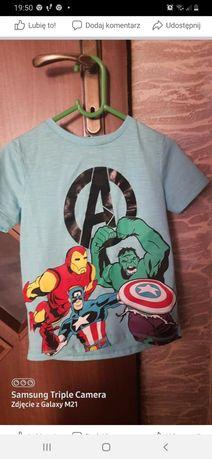 Koszulki bluzy 128-134