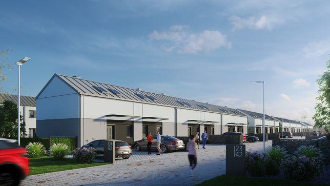 Mieszkanie Żnin 48,66 m² z ogrodem ! Osiedle z garażami !
