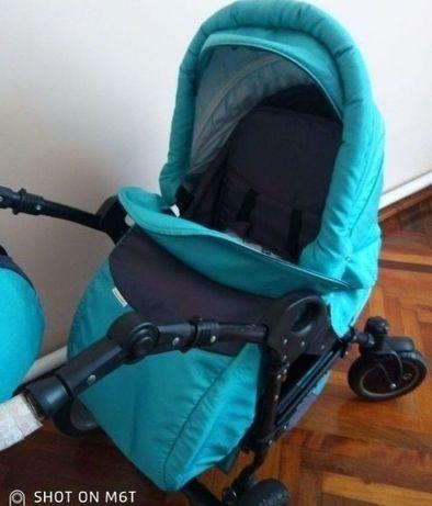 Терміново продам дитячу коляску Saturn Victoria Gold 2в1