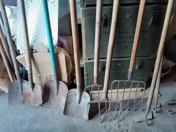 Инструмент для сада-огорода