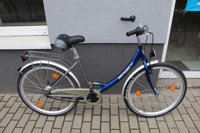 """Rower miejski BOTTCHER, Rama 44 cm, Koła 26"""", NEXUS 7 w piaście"""