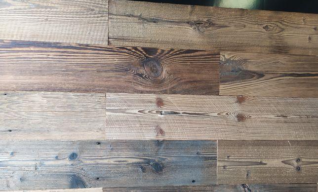 Stare drewno deski ze stodoły na ścianę rustykalne meble stół wysyłka