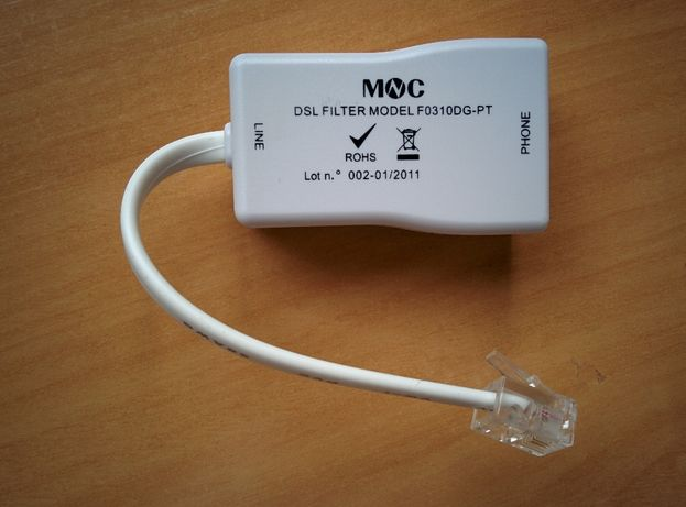Filtro ADSL (telefone)