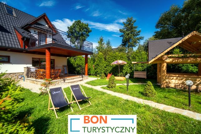 Prywatny, Duży Domek,Termy Chochołowskie, Bon Turystyczny