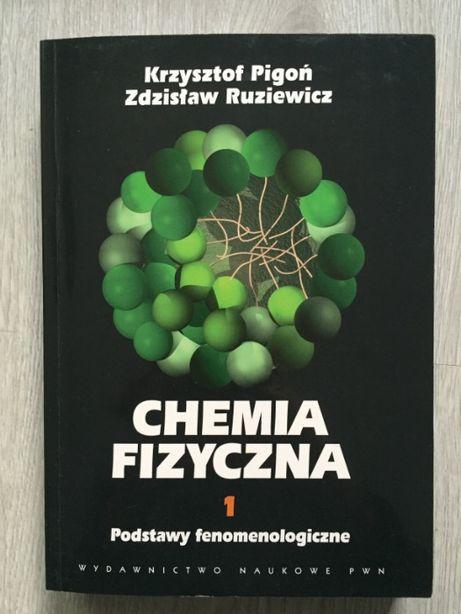 PWN NOWA Chemia fizyczna 1 Pigoń Ruziewicz