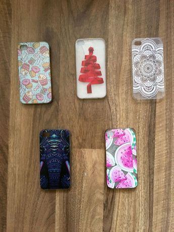 Pokrowiec case iPhone 4/4s | 5 szt