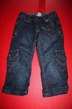 Бриджи капри шорты джинс коттон 4-6лет в идеальном состоянии