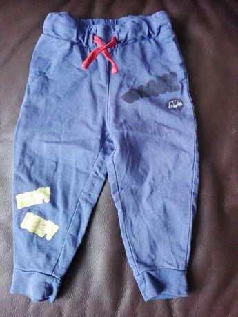 Spodnie chłopięce roz. 80